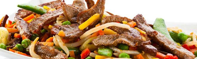 | Rindfleischgerichte